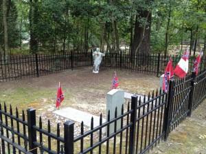Unknown Confederate Cemetery Mechanicsville VA