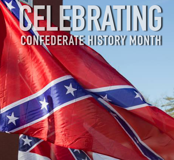 confederate History month