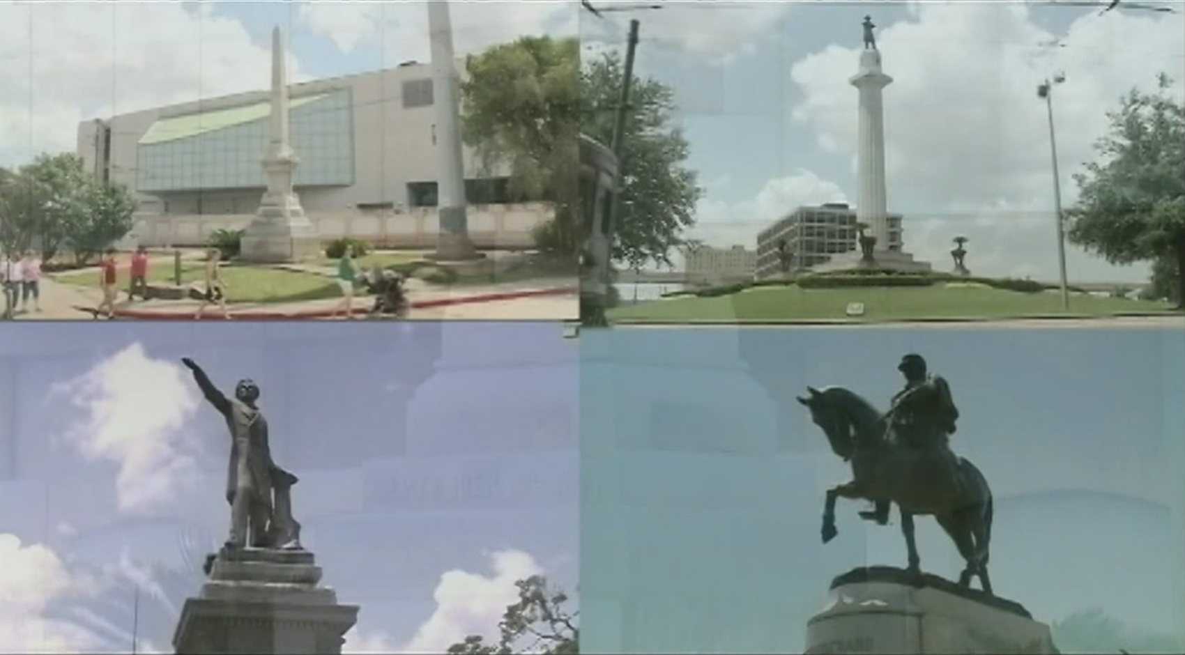 New Orleans Confederate Monuments